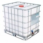 IBC konteineris (laistymui, naudotas) 1000l